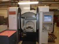 Centre d'usinage vertical CNC MORI SEIKI NMV 5000 DCG