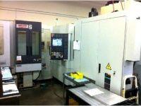 Horizontální obráběcí centrum CNC MORI SEIKI NH 4000 DCG