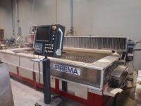 Machine de découpe  jet d'eau 2D MITSUBISHI SUPREMA 3000