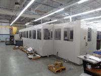 Horizontální obráběcí centrum CNC MORI SEIKI SH-630
