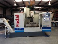 CNC verticaal bewerkingscentrum FADAL VMC 4020 A
