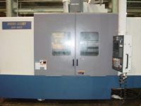 CNC de prelucrare vertical MORI SEIKI MV 653 APC
