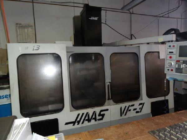 CNC verticaal bewerkingscentrum HAAS VF-3 1994