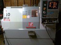 CNC Lathe HAAS SL-10