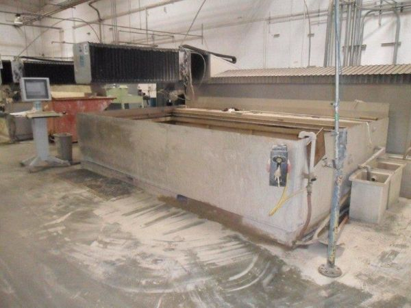 2D WaterJet FLOW I-6012 2007