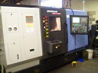 CNC Lathe DOOSAN PUMA TT 1800 SY