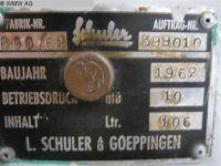 Screw Press SCHULER P.Fw 160/720 1960-Photo 5