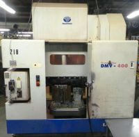CNC Vertical Machining Center DAEWOO DMV-400