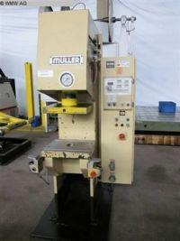 C Frame Hydraulic Press MÜLLER-WEINGARTEN CT 16.1.3