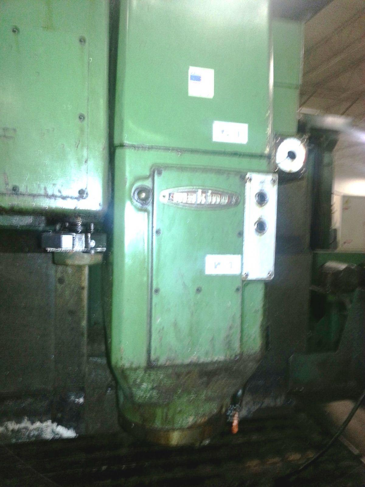 leblond milling machine