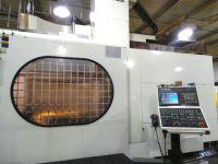 CNC Vertical Turret Lathe HANKOOK VTC-140 E