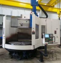 CNC Vertical Turret Lathe TOSHIBA TUE-200