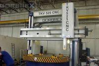 Tokarka karuzelowa CNC Gorbrex TKV 525/2500 2017-Zdjęcie 3