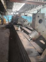 Тяжёлый токарный станок KRAMATORSK 1A665 1600x16000