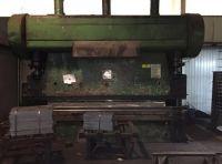 Mechanische Abkantpresse STROJARNE PIESOK LOD 200 D