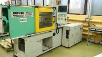 Plastics Injection Molding Machine ARBURG ALLROUNDER 270 C 400-100
