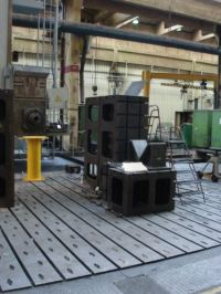 Horizontal Boring Machine SCHNEIDER SFAC 200/300 1963-Photo 6