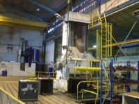 Horizontal Boring Machine ŠKODA WD 200 B