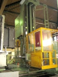 Horizontal Boring Machine WOTAN RAPID 3 K