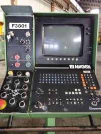 CNC frézka MIKRON WF 32 C 1994-Fotografie 6