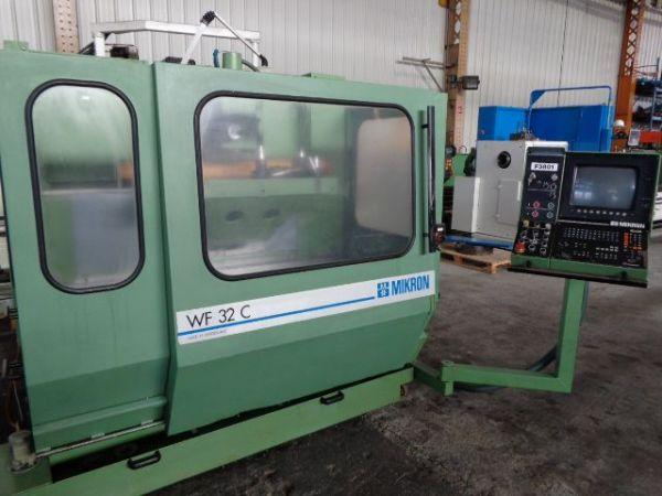 CNC frézka MIKRON WF 32 C 1994
