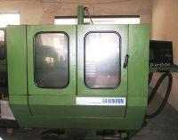 CNC Fräsmaschine MIKRON WF 31 D