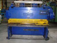 Cisaille guillotine mécanique CINCINNATI 2506