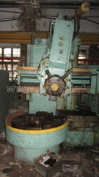Vertical Turret Lathe STANKOIMPORT 1512
