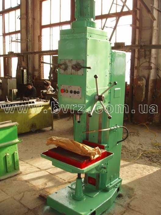 Box Column Drilling Machine STANKOIMPORT 2 Н 135 1983