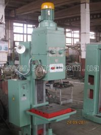 Box Column Drilling Machine STANKOIMPORT 2 Н 135