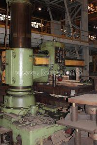 Masina de gaurit radial STANKOIMPORT 2 Р 58