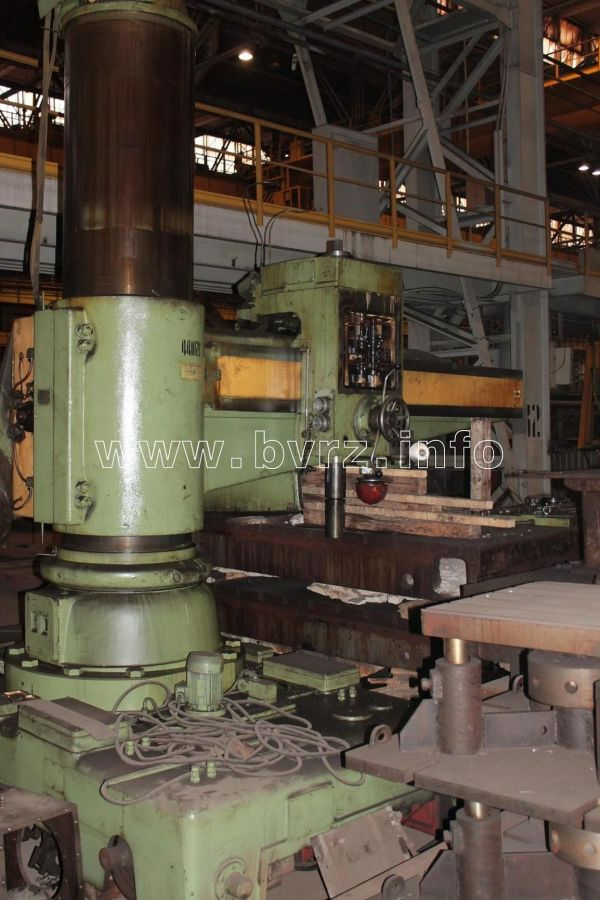 Radial Drilling Machine STANKOIMPORT 2 Р 58 1975