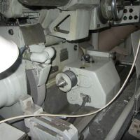 Polizor cilindric STANKOIMPORT 3У 133 1990-Fotografie 4