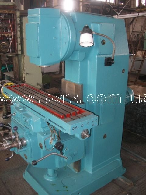 Vertical Milling Machine STANKOIMPORT 6 Р 11 1980