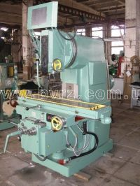 Vertical Milling Machine STANKOIMPORT 6 Р 12