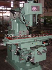 Vertical Milling Machine STANKOIMPORT 6 Р 13