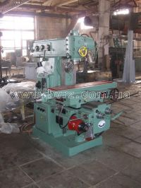 Universal Milling Machine STANKOIMPORT 6 Р 82 Ш