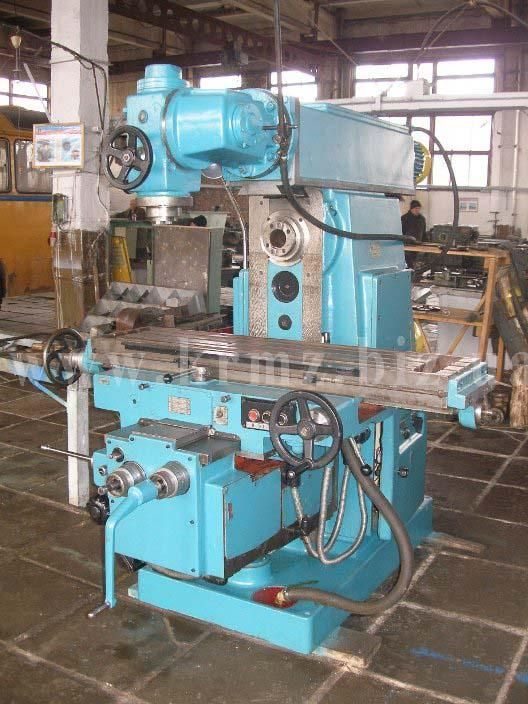 Universal Milling Machine STANKOIMPORT 6 Р 82 Ш 1985
