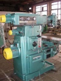 Universal Milling Machine STANKOIMPORT 6 Р 82 Ш 1976-Photo 2
