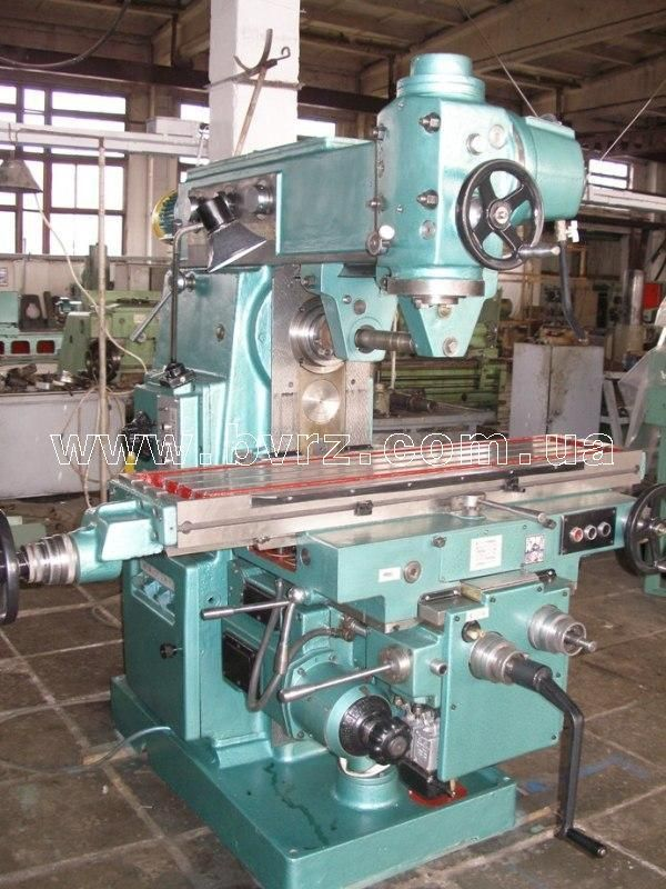 Universal Milling Machine STANKOIMPORT 6 Р 82 Ш 1976
