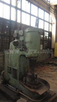 Single Frame Forging Hammer STANKOIMPORT М 4132 А 1980-Photo 2