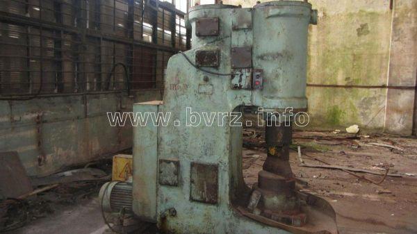 Single Frame Forging Hammer STANKOIMPORT М 4132 А 1980