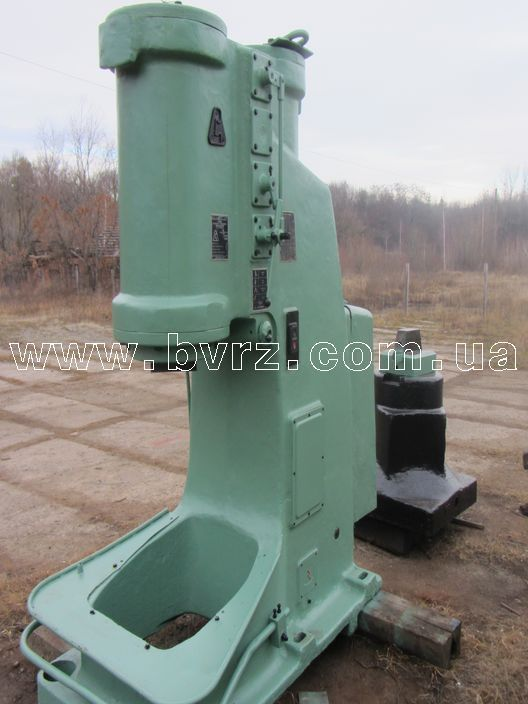 Single Frame Forging Hammer STANKOIMPORT МБ 4134 1974