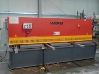 Hydraulic Guillotine Shear WEIKA-CUT 3200x10