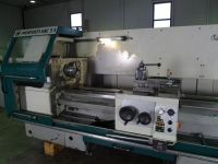 CNC Lathe MONFORTS KNC 5 S 1998-Photo 2