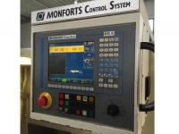 CNC Lathe MONFORTS KNC 5 S 1998-Photo 4