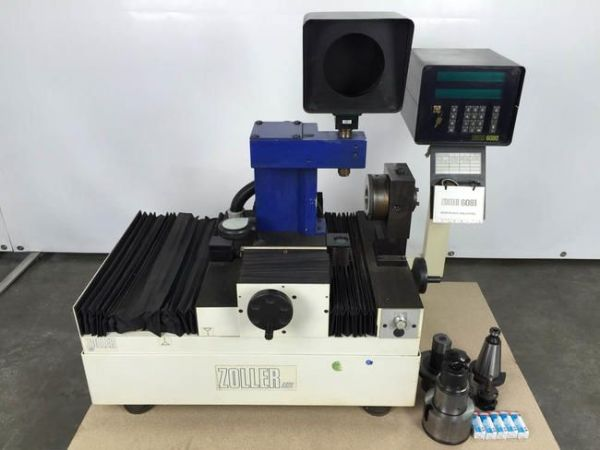 Messmaschine ZOLLER H 320 1989