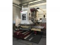 Horizontal Boring Machine SCHARMANN FB 125 OPTICUT