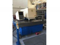 Turret Punch Press EDEL MICROMAT 207 HS