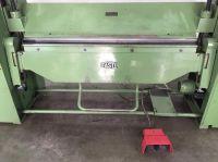 Schwenkbiegemaschine für die Blech FASTI 2090-16-3 1988-Bild 2